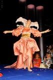 Новая богина платья Стоковое Фото