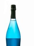 Новая бутылка газированного питья на белизне Стоковое Фото