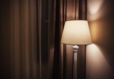 Новая винтажная классическая лампа Стоковое Изображение RF
