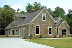 новая здания домашняя Стоковые Изображения