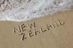 Новая Зеландия Стоковая Фотография