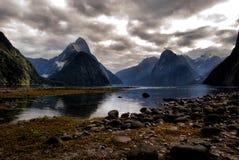 Новая Зеландия Стоковые Изображения RF