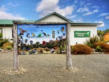 Новая Зеландия, национальный парк Kahurangi стоковая фотография