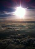Новая Зеландия сверху Стоковое Изображение