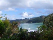 Новая Зеландия, Whangaroa Стоковое фото RF