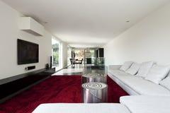 новая квартиры красивейшая стоковое изображение rf