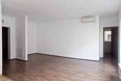 новая квартиры пустая живущая Стоковые Изображения
