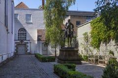 Новая комната или часовня Wesleys первая в Бристоле стоковые изображения