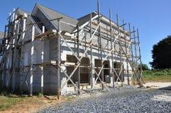 новая конструкции домашняя Стоковые Фото