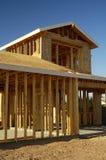 новая конструкции домашняя Стоковое Фото