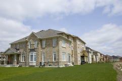новая конструкции домашняя Стоковая Фотография