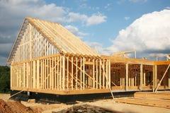 новая конструкции домашняя стоковые фотографии rf