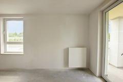 Новая конструкция, интерьер комнаты Стоковые Изображения RF