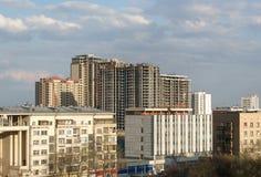 Новая конструкция квартиры стоковые изображения