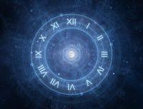 Новая концепция времени времени бесплатная иллюстрация