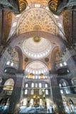 Новая мечеть в Fatih, Стамбуле Стоковое Изображение