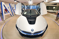 Новая модель BMW Стоковое фото RF