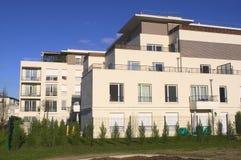 Новая недвижимость Стоковая Фотография