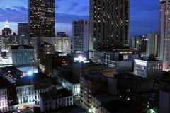 новая ноча orleans стоковые фотографии rf