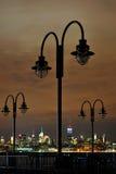 новая ноча york Стоковое Фото