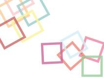Новая пастельная габаритная предпосылка обоев иллюстрация вектора