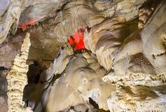 Новая пещера Athos Стоковое Фото