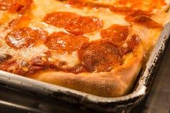 новая пицца york стоковая фотография
