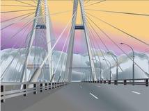 новая пустой иллюстрации моста самомоднейшая бесплатная иллюстрация