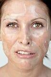 новая старая кожа Стоковое Изображение RF