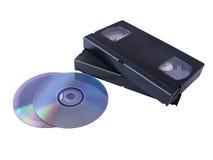 новая старая технология против Стоковые Фотографии RF