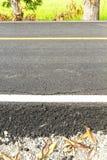 Новая сторона дороги Стоковые Фото