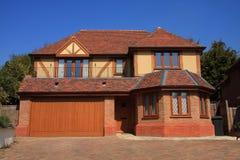 новая строения домашняя Стоковое фото RF