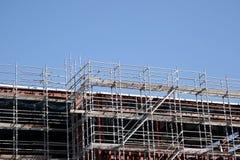 Новая строительная конструкция и конструкция стоковое фото