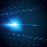 Новая сладостная голубая предпосылка Стоковые Изображения RF