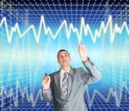новая технология информации Стоковое фото RF
