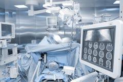 Новая технология времени управления рентгеновского снимка во время хирургии Стоковая Фотография