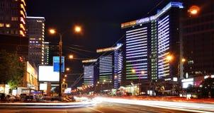 Новая улица Arbat Стоковое Изображение