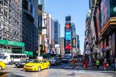 новая улица york места Стоковое Изображение RF