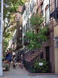 новая улица york Стоковая Фотография