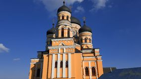 Новая христианская церковь в республике Молдавии Стоковые Изображения RF