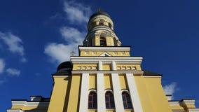 Новая христианская церковь в республике Молдавии Стоковые Фотографии RF