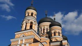 Новая христианская церковь в республике Молдавии Стоковая Фотография