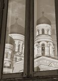 Новая христианская церковь в республике Молдавии Стоковое Фото
