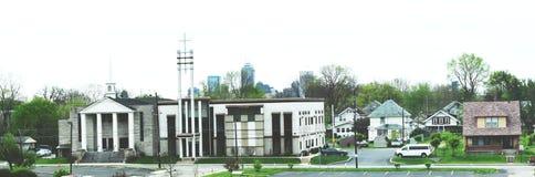 Новая церковь ЭРЫ - Индианаполис, Индиана Стоковое Изображение