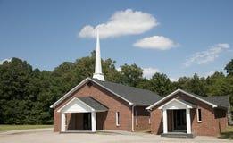 Новая церковь Bartlett Mount Zion, TN Стоковое Фото