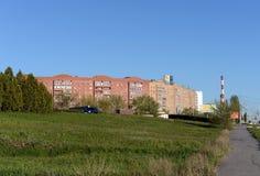 Новая часть города Volgodonsk Стоковые Изображения