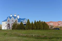 Новая часть города Volgodonsk Стоковая Фотография