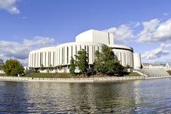 Нова оперы в Bydgoszcz - Польше Стоковое Изображение RF