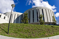 Нова оперы в Bydgoszcz Стоковая Фотография RF
