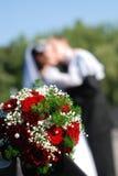 новобрачные букета wedding Стоковые Фотографии RF